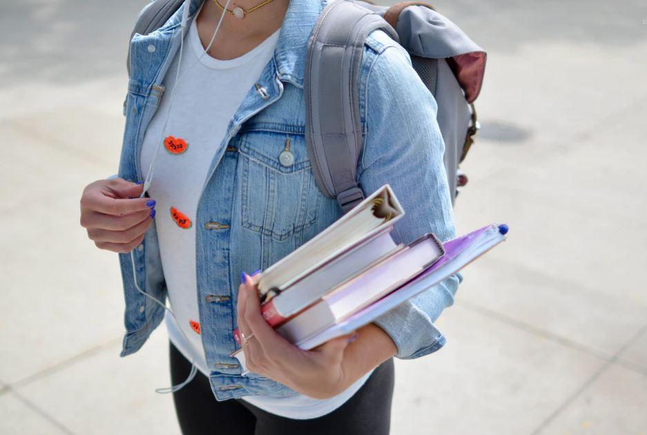 étudiante à Montpellier